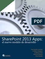 SharePoint 2013 Apps Nuevo Modelo Desarrollo
