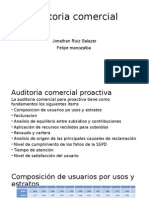 Auditoria Comercial