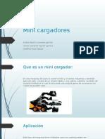 Mini Cargadores
