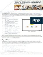 TIP SHEET SOCIAL MEDIA FOR TEACHING AND LEARNING SERIES Sharing resources, quick tips and ideas