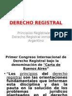UADE PRINCIPIOS REGISTRALES