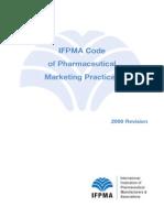 IFPMA Marketing Code 2006