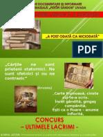 Cartea Remember Final