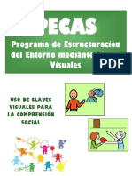 PECAS Programa Nuria