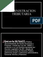 Facultad de La Administracion Tributaria 2013 Cepeban