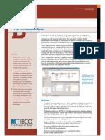 TIBCO BusinessWorks - Datasheet