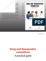 Drugs and Therapeutics Committee