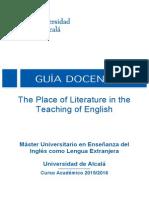 Place Literature