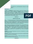 Modelo Declaracion Unicos y Universales Herederos