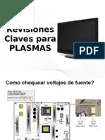 Revisiones Claves Para TV PLASMAS.
