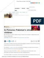 In Pictures_ Pakistan's Street Children - Al Jazeera English