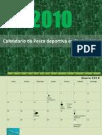 Calendario de Pesca Deportiva en Nuevo León