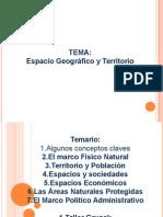 2.Espacio Geografico