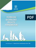 Leyes Trabajador Israel