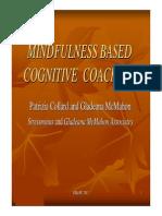 B3 Mindfulness Based Cogninitive Coaching