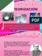 proceso de pasteurizacion