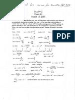 Exam2SolutionsSpring05