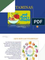 Vitamina y Lactosa