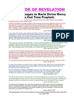 The Book of Revelation (Divine Messages to Maria Divine Mercy)