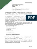 Guia Para La Elaboracion de Propuestas de Investigacian