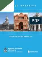 Proyectos Sociales y Elaboración