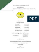 Laporan Akhir Praktikum Farmakologi p i & Vi