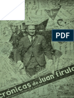 Armando Mendez Carrasco - Cronicas de Juan Firula
