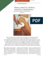 El Combate Contra La Celulitis. Prevención y Tratamiento