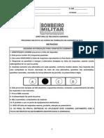 Prova Cfs BM 15