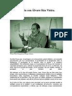 Conversación Con Álvaro Siza Vieira - Guido Giangregorio