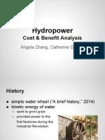 hydropower presentation