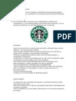 Analisis Starbuck