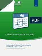 Calendario Academico 2015 ISSUU