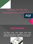 Operacion de Dispositivos Perifericos