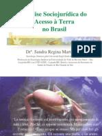Analise Sociojuridica Do Acesso a Terra No Brasil, Agosto2003