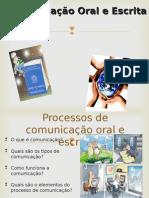 1- Comunicação Oral e Escrita