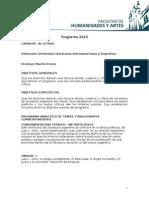 Programa Seminario Argentina Prieto 2015