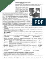 Examen de Formación Cívica y Ética i