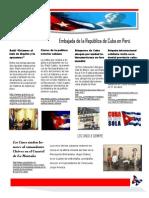 Boletín Cuba de Verdad Nº 76-2015