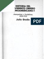 GODIO, Julio - Historia Del Movimiento Obrero Latinoamericano
