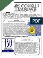 walker newsletter
