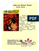Arquivo Secreto 0 3 - Uma Noite Em Black Tower - Silver Kane