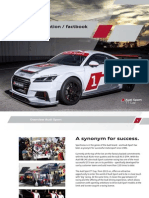 Audi Sport TT Cup Drivers Factbook 2014 (English)