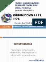 Sesion01-Introduccion a Las TIC