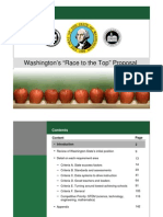 Washington Race to the Top Diagnostic Report