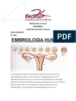 Embriologia Humana