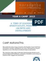 camp maranatha