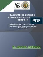 S. 01 Hecho Jurídico