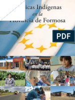 Informe Politicas Indigenas Provincia Formosa