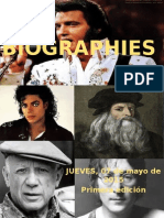 Biographies